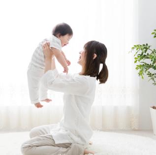 小さなお子さまのいる部屋 イメージ